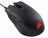 Corsair - Harpoon RGB Wired Optical Gaming Mouse - Black - Cover