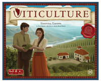 Viticulture: Essential Edition (Board Game) - Cover