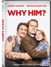 Why Him? (DVD) - Cover