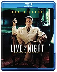 Live By Night (Blu-ray) - Cover