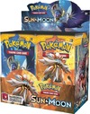 Pokémon Sun & Moon Boosters 36 Pack Display