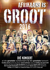 Various Artists - Afrikaans Is Groot 2016 (DVD) Cover