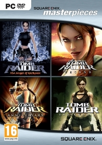 Tomb Raider Collection 4-Pack (PC) - Cover