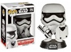 Funko Pop! Star Wars - The Force Awakens: First Order Stormtrooper With Shield Vinyl Figure