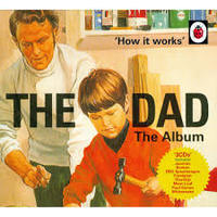 Various Artists - How It Works: the Dad: the Album (CD) - Cover