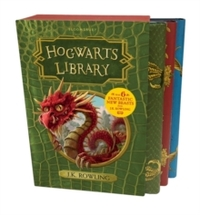 The Hogwarts Library Box Set - J.K. Rowling