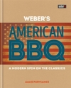 Weber's American Barbecue - Jamie Purviance (Hardcover)
