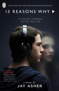 13 Reasons Why - Jay Asher (Paperback) - Cover