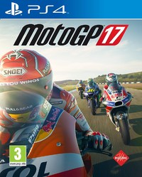 MotoGP 17 (PS4) - Cover