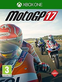 MotoGP 17 (Xbox One) - Cover