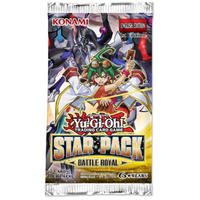 Yu-Gi-Oh! - Star Pack: Battle Royal Booster (Trading Card Game)