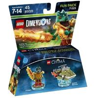 LEGO Dimensions: Chima Cragger Fun Pack (For PS3/PS4/Xbox 360/Xbox One)