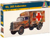 Italeri - 1/72 KFZ.305 Ambulance (Plastic Model Kit)