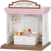 Sylvanian Families - Sweets Store - Cover