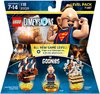 LEGO Dimensions: Goonies Level Pack (For PS3/PS4/Xbox 360/Xbox One)