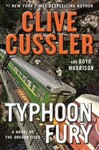 Typhoon Fury - Clive Cussler (Hardcover)