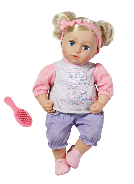 Baby Annabell Sophia So Soft Doll Hobbies Amp Toys