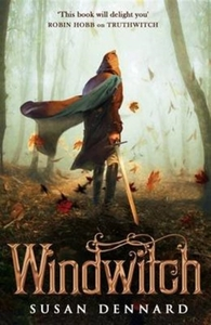 Windwitch - Susan Dennard (Paperback) - Cover