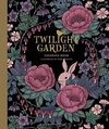 Twilight Garden Coloring Book - Maria Trolle (Paperback)