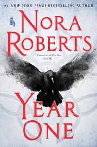 Year One - Nora Roberts (Hardcover) - Cover