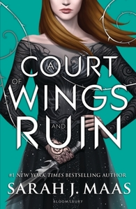 A Court of Wings and Ruin - Sarah J. Maas (Paperback) - Cover