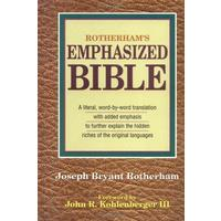 Emphasized Bible (Hardcover)