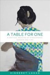 A Table For One - Kinneret Lahad (Hardcover)