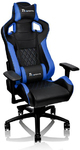 Tt eSport GT Fit Gaming Chair - Blue and Black