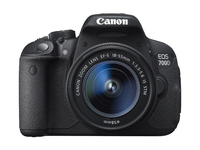 Canon EOS 700D Complete Bundle (Bundle Contains EOS 700D, 18-55 IS STM Lens, 55-250 IS STM Lens, Extra Battery, 32GB SD Card, Huyu Backpack)
