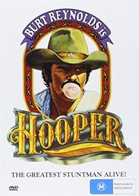 Hooper (Region 1 DVD) - Cover
