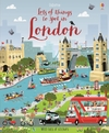 Lots of Things to Spot In London - Mathew Oldham (Paperback)