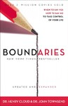 Boundaries Updated and Expanded Edition - Dr. Henry, Ph.D. Cloud (Paperback)