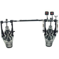 Gibraltar 9611DC-DB Intruder Double Bass Drum Pedal (With Bag)