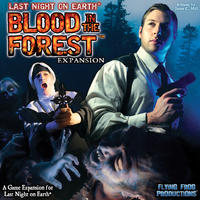 Last Night on Earth: Blood In the Forest Expansion (Board Game)