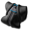 Miggo Padded Camera Strap and Wrap  for CSC - Black/ Blue