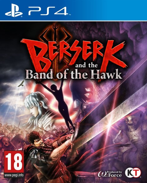 Kết quả hình ảnh cho Berserk and the Band of the Hawk-. cover ps4