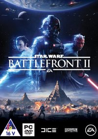 Star Wars: Battlefront II (PC) - Cover