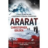 Ararat - Christopher Golden (Paperback)