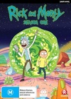 Rick and Morty - Season 1 (DVD) Cover
