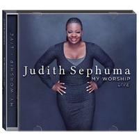 Judith Sephuma - My Worship (Live) (CD)