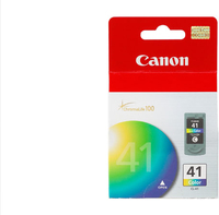 Canon CL-41 Colour Cartridge (Cyan, Magenta, Yellow) - Cover