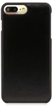 Knomo Open Face Inlay Case for iPhone 7 Plus - Black