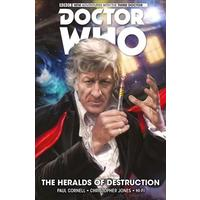 Doctor Who: the Third Doctor - Paul Cornell (Paperback)
