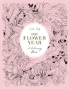 Flower Year - Leila Duly (Hardcover)