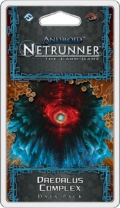 Android Netrunner LCG - Daedalus Complex Data Pack (Card Game) - Cover
