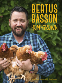 Homegrown - Bertus Basson (Paperback) - Cover