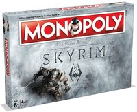 Monopoly Skyrim Collector's Edition - Cover