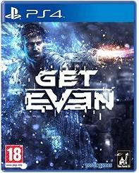 Get Even (PS4) - Cover