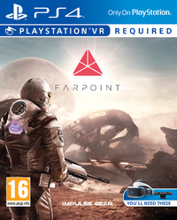 Farpoint (PS4) - Cover