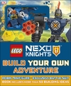 Lego Nexo Knights Build Your Own Adventure - Dk (Mixed media product)